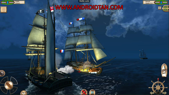 Free Download The Pirate: Caribbean Hunt Mod Apk v6.8 (Unlimited Money/Skill Points) Android Terbaru 2017