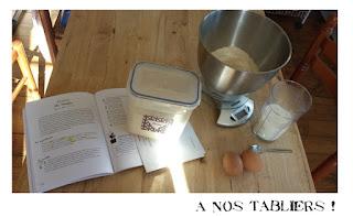 recette till the cat Buhot avis chronique critique ziciss gaufre maison farine oeuf