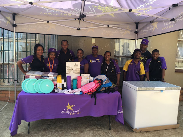 Home of Mother and Child - Hollywoodbets Daxina - Donation - Charity