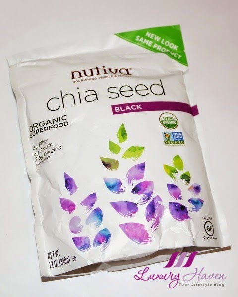superfood vitacost nutiva organic chia seed review