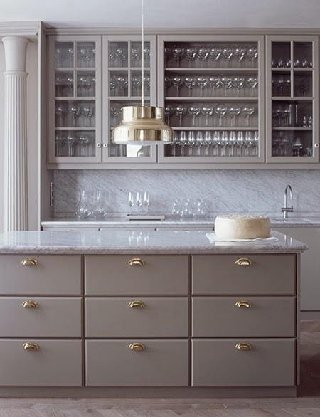 An Urban Cottage Kitchen Cabinets