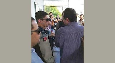 Na UEPB-Guarabira, confusão é registrada após professora impedir aluna-policial de fazer prova