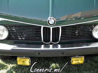 1976 BMW 2002 Grill