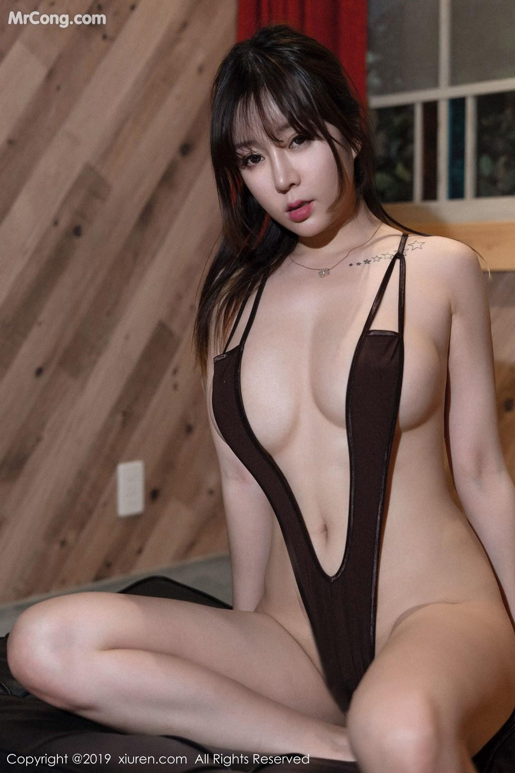 Image XIUREN-No.1501-Wang-Yu-Chun-MrCong.com-005 in post XIUREN No.1501: Wang Yu Chun (王雨纯) (46 ảnh)