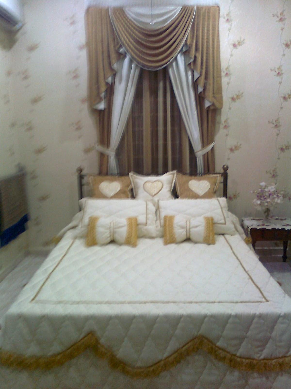 Set Bilik Tidur Pengantin