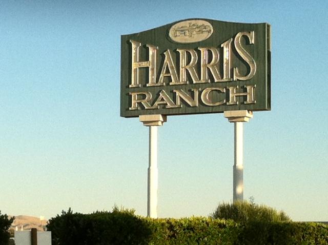 Harris Ranch Kitchen Menu