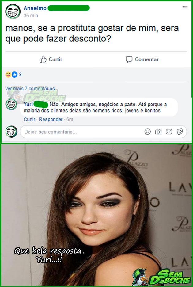 AMIZADE É UMA COISA, NEGÓCIOS SÃO OUTRA