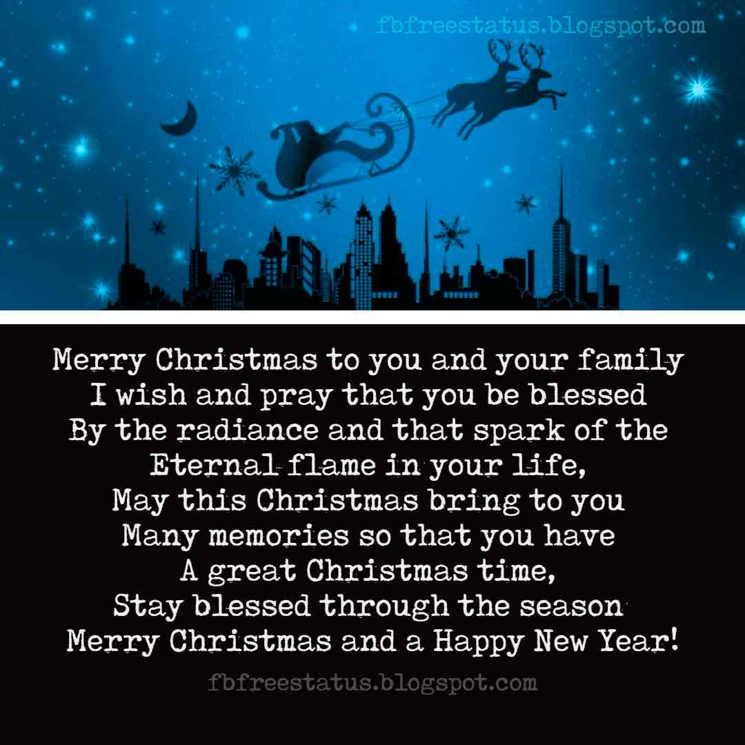 Christmas Greeting Message