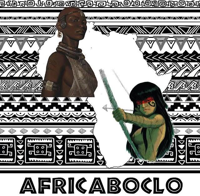 A união do Projeto Preto com a  Souto MC resultou em AFRICABOCLO.