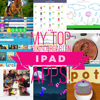 One ipad in the classroom top 10 apps for