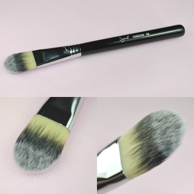 Sigma Foundation F60 Brush REVIEW