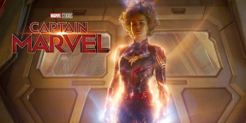 Captain Marvel Box Office Collection Poster