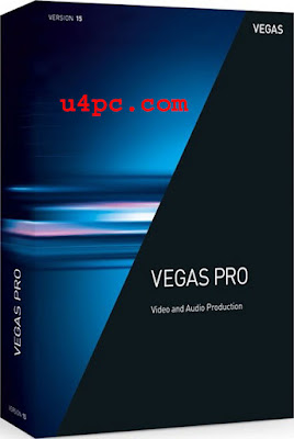 MAGIX VEGAS Pro 15.0.0.261 Plus Crack [ License Key ] Latest Download