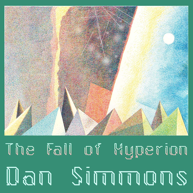 dan simmons, the fall of hyperion, cloudpine451