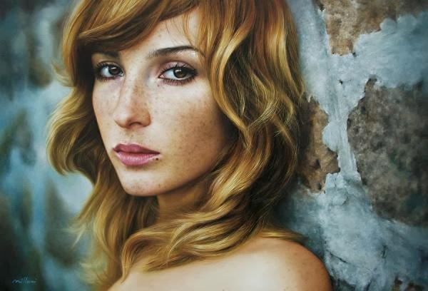 Amazing Portrait Paintings by Brazilian Painter Fabiano Millani