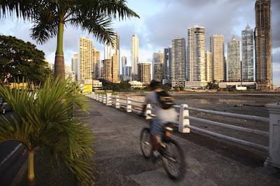 Miasto Panama, stolica Panamy