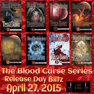 BLOOD CURSE SERIES BY TESSA DAWN