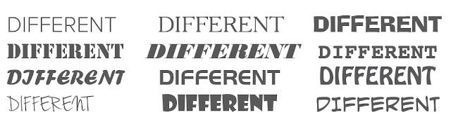 Psikologi Design Typography