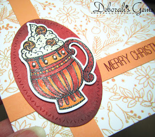 Merry Christmas detail - photo by Deborah Frings - Deborah's Gems
