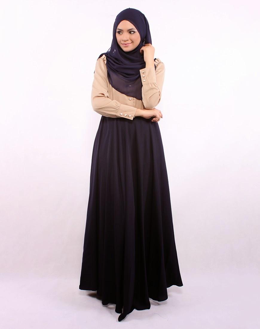Model Baju Gamis Yang Cantik Gamis Murni