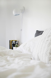 linen bedding feat. parachute home