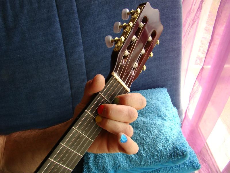 Accords Guitare Droitier