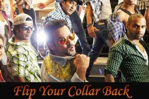 Flip Your Collar Back Lyrics - Raja Natwarlal (2014)