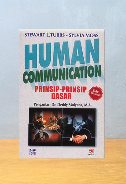 HUMAN KOMMUNICATION 1, Stewart L.