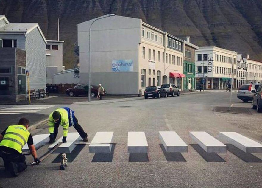 A Small Town In Iceland Found A Brilliant Way To Prevent People From Driving Too Fast