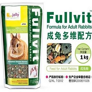 Thức ăn Thỏ bọ Fullvit