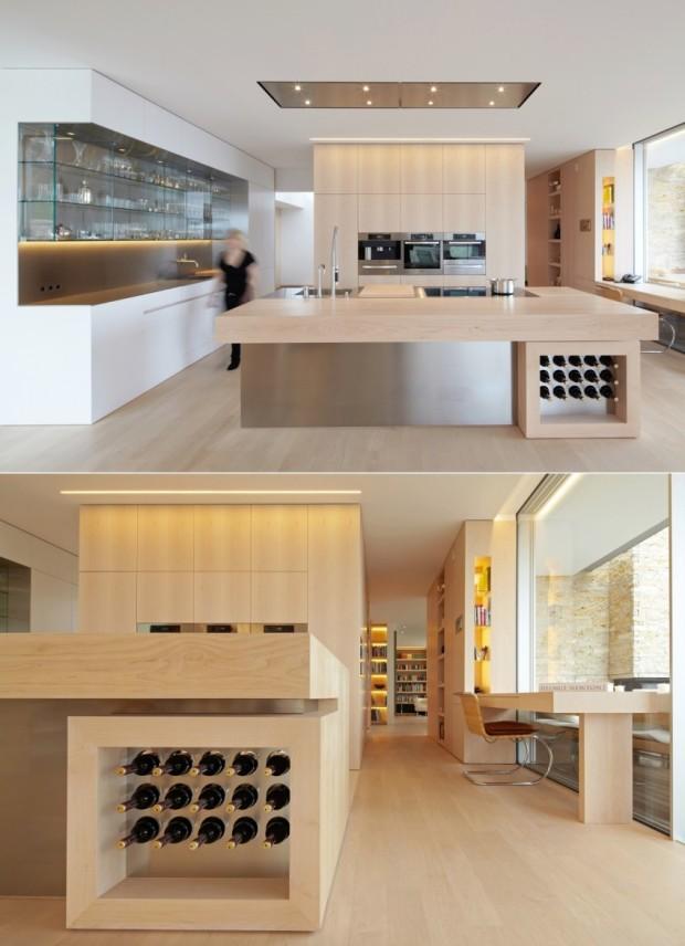 Bright Kitchen Interior Natural Nuance 20 Modern Minimalist Dream Kitchen Interior Design Art Home Design