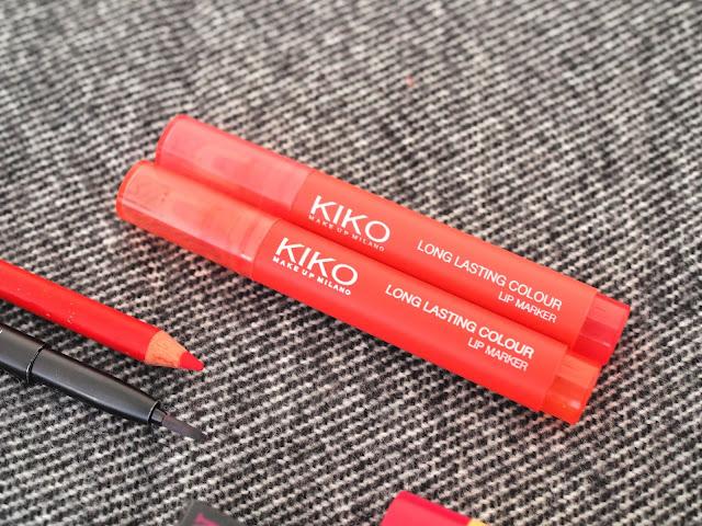 Encre stylo à lèvres Kiko