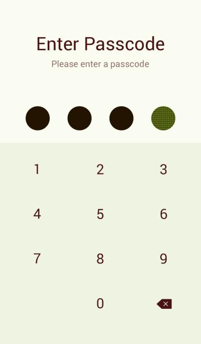 dot*olive*brown*