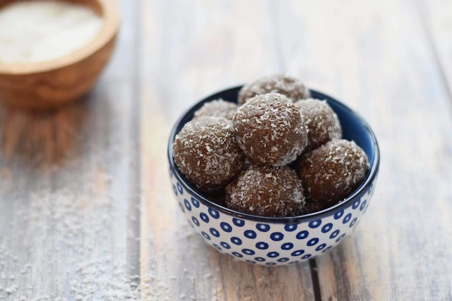 Protein Of Almond Snack Balls