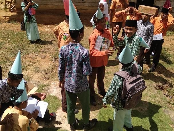 Seluruh Siswa MTs Nurul Huda Tandun Rohul Wajib Ikuti Matsama 2018
