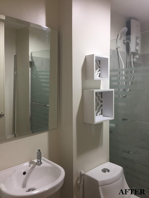 Toilet and Bath Interiors for Amaia Steps Mandaue