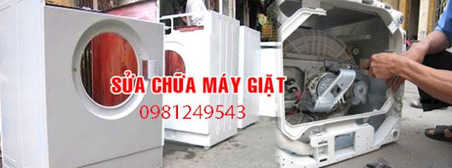 Sửa Máy Giặt Uy Tín Tại Hà Nội. LH 0981 249 543