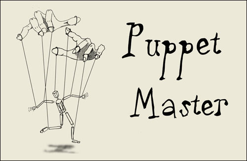 In the Hands of a Puppet Master movie
