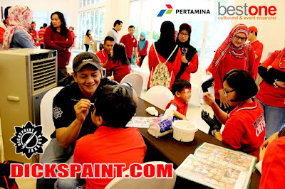Face Painting Bogor