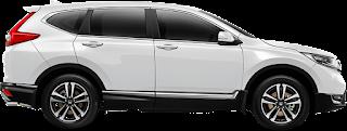crv turbo putih