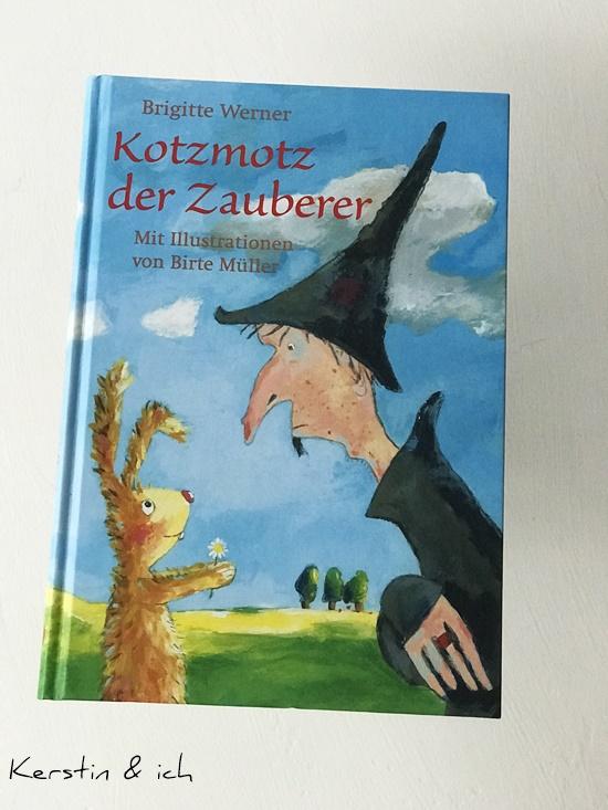 Kinderbücher Kotzmotz der Zauberer