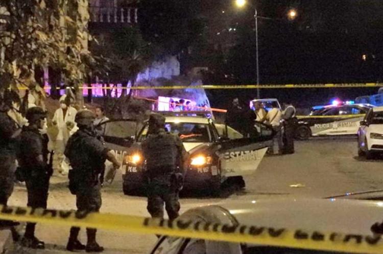 Imagenes: Fuertes enfrentamientos dejan un Comandante y dos civiles abatidos en Puebla