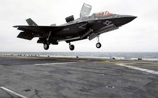Jet Tempur F-35B AL Amerika Serikat