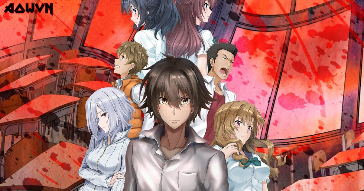 ELXTyFl - [ Anime 3gp Mp4 ] Ousama Game | Vietsub - Hấp dẫn