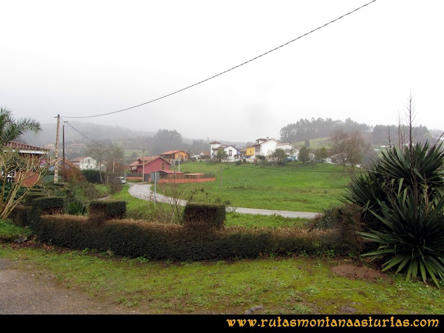 Prado Marqués: Camino a Moire