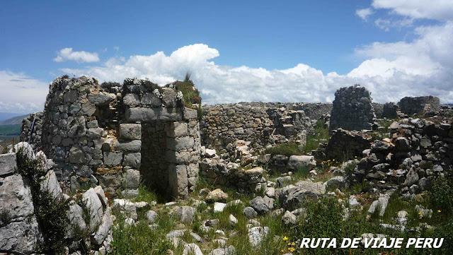Ruinas Tunanmarca