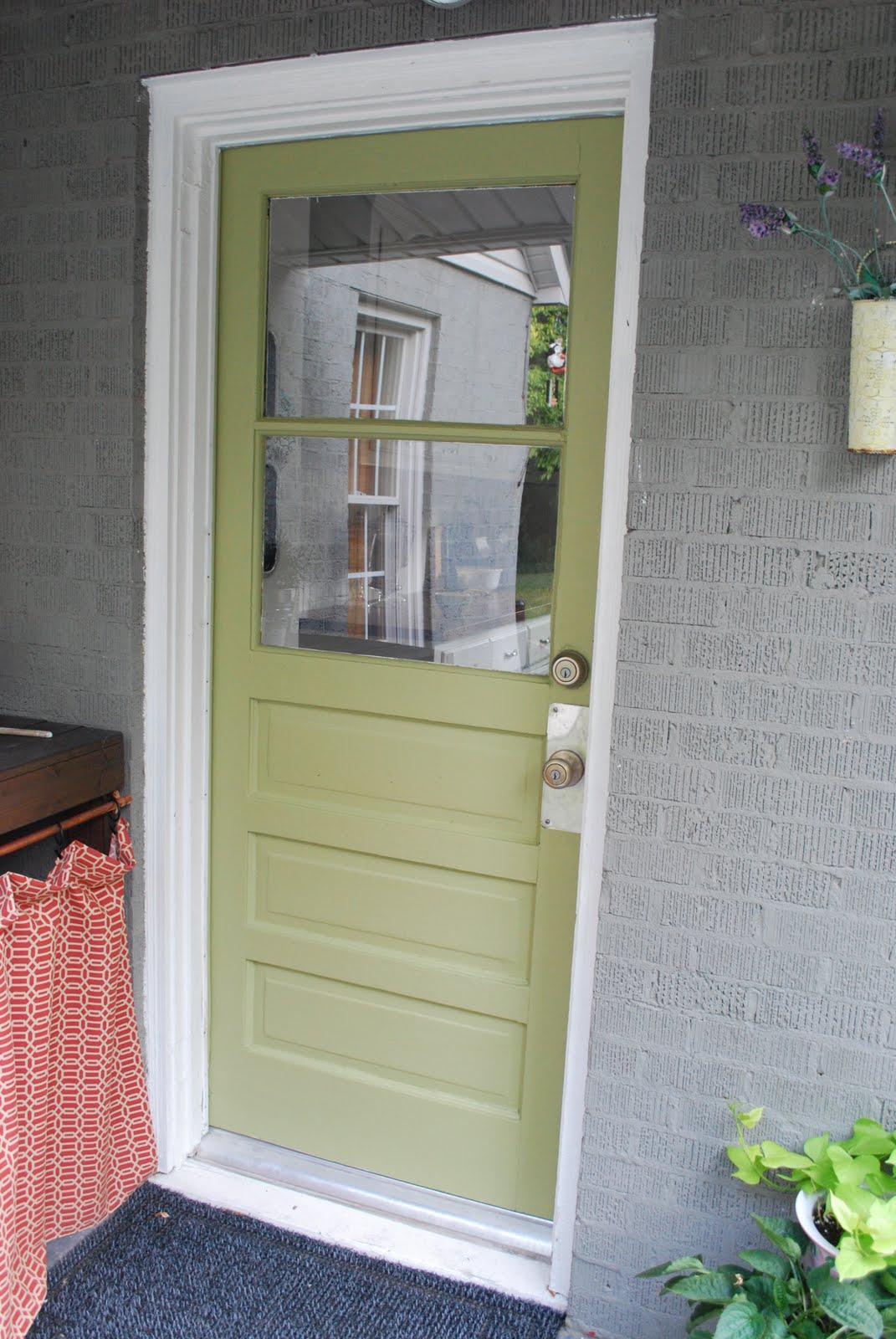 Exterior Door Colors: This & That: House Exterior Paint Color