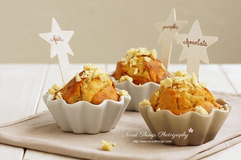 Kürbis Muffins Rezept Kürbis Blondies