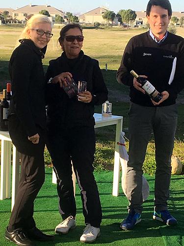 Torneo de reyes del golf jard n de aranjuez campeones de for Golf jardin de aranjuez