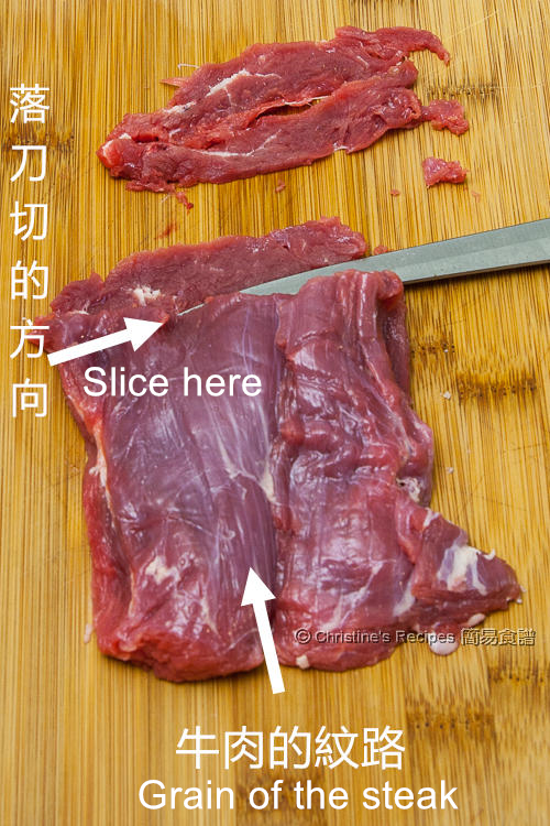 How To Slice Beef